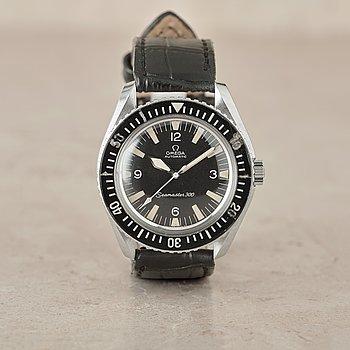 12. OMEGA, Seamaster 300, wristwatch, 41 mm,