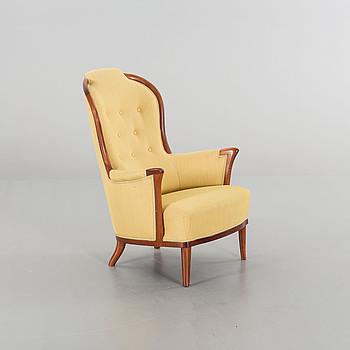 "CARL MALMSTEN, CARL MALMSTEN, a ""Vår fru"" armchair."