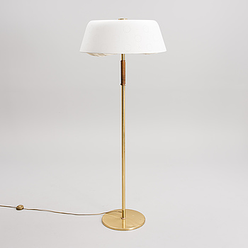 PAAVO TYNELL, A FLOOR LAMP. Taito Oy, 1950s.