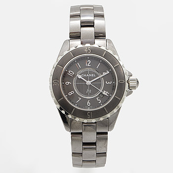 CHANEL, J12 Chromatic, wristwatch, 33 mm,