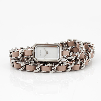 CHANEL, Première Chain Interwined, wristwatch, 16 x 23,6 mm,