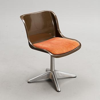 YRJÖ KUKKAPURO, A chair modell 3415, for Haimi 1970s.