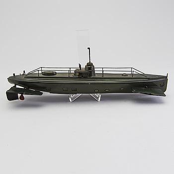 GEBRÜDER MÄRKLIN, u-båt 5081/41, Tyskland, 1910/20-tal.