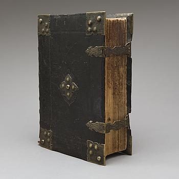 ELECTOR BIBLE, s.k Weimarbibeln, tryckt hos Wolfgang Andreas Endter Nürnberg 1649.
