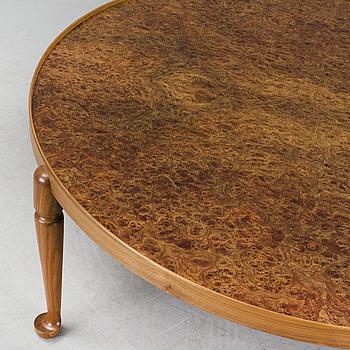 JOSEF FRANK, A Josef Frank Coffee Table, model nr 2139, Firma Svenskt Tenn.