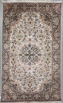 MATTA, Kashimir, mercericerad bomull. Ca 294 x 179 cm.