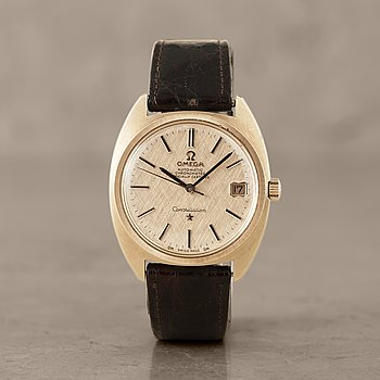 "8. OMEGA, Constellation, ""C"", Chronometer, armbandsur, 35 mm,"
