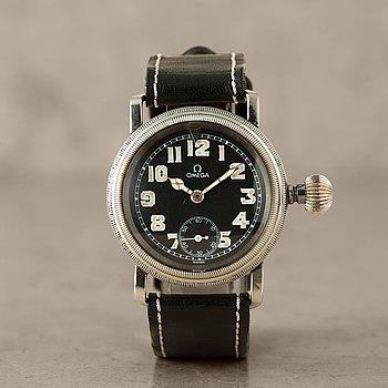 "14. OMEGA, ""Pilot's Watch"", wristwatch, 41,5 mm,"