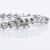 Armband, med briljantslipade diamanter ca 3.85 ct.