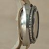 "Nivada grenchen, chronoking, ""tachymetre"", chronograph, wristwatch, 43 mm,"