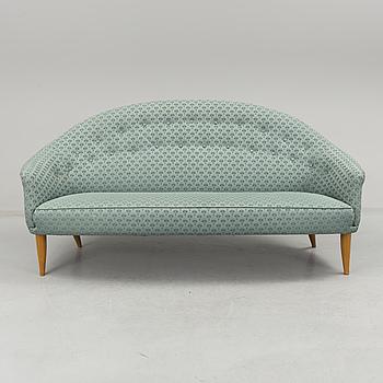 "KERSTIN HÖRLIN-HOLMQUIST, A sofa ""Paradiset"" by Kerstin Hörlin-Holmqvist."