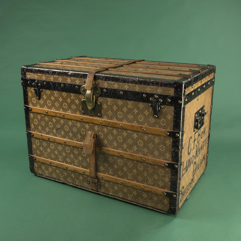 Ryddig Auktionstipset - KOFFERT Louis Vuitton. HA-03