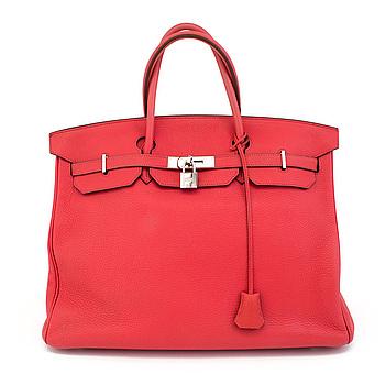 """VÄSKA, """"Birkin 40"""", Hermès, 2009."""