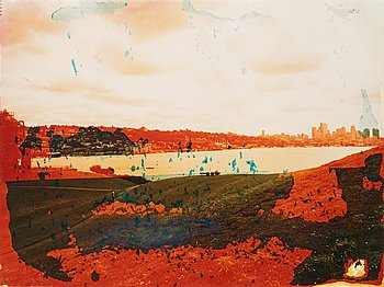 "14. Matthew Brandt, ""Lake Union, WA 2"", 2010."