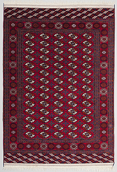 MATTA, Turkmenistan, old, 280x190 cm.