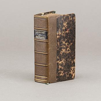 AMITIEZ, AMOURS ET AMOURETTES. Le Pays René. Utgiven av Abraham Wolfgang, Amsterdam 1668.