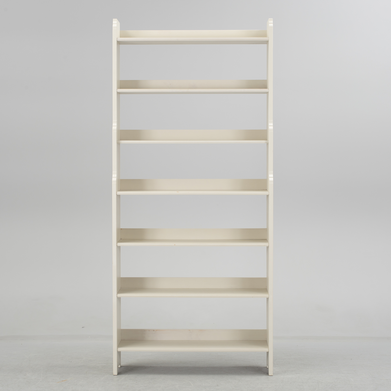 "BOKHYLLA,""Ekolsund"" ur Ikea 1700 talsserie, 1990 tal Bukowskis"