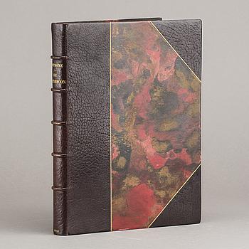 """""""LE SATYRICON"""" av Petronius, ÖVERSATT AV LAURENT TAILHADE, Louis Conard, Paris 1910."""
