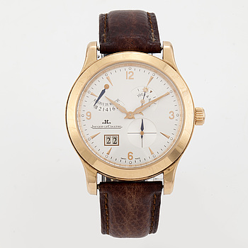 JAEGER-LECOULTRE, Master Eight Days, armbandsur, 41,5 mm,