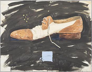 LENNART ASCHENBRENNER, olja på duk signerad och daterad -99.