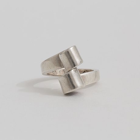 A ring by cecilia johansson, göteborg, 1974