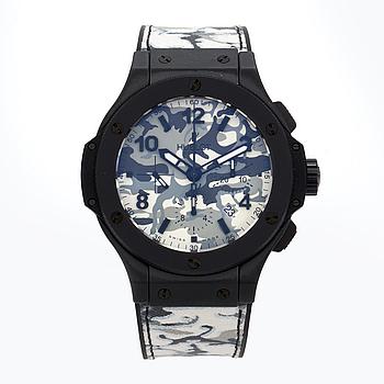 """HUBLOT, Big Bang """"Artic"""", kronograf, armbandsur 44 mm,"""