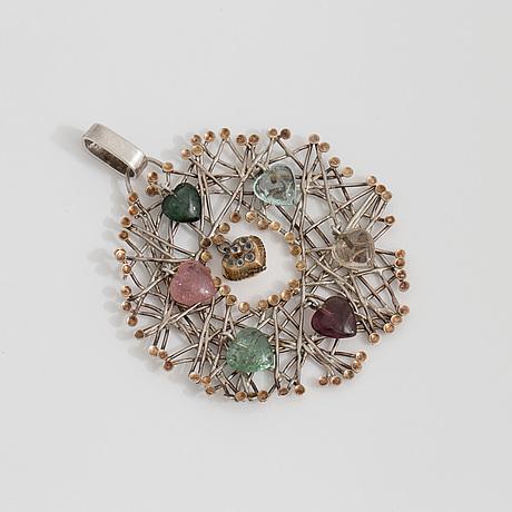 A pendant by anders högberg, göteborg, 1978