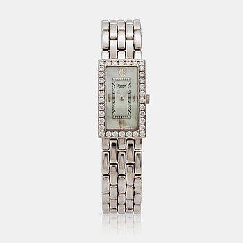 CHOPARD, Genève, Les Classiques, armbandsur, 18 x 30 mm,