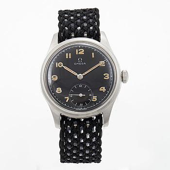 OMEGA, Suverän, armbandsur, 35,5 mm,