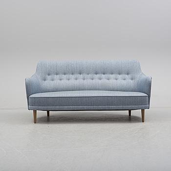 """CARL MALMSTEN, soffa, """"Samsas"""", AB O.H. Sjögren, 1900-talets andra hälft."""