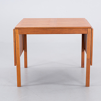 A TEAK TABLE FROM VEJLE STOLE & MÖBELFABRIK, Denmark.