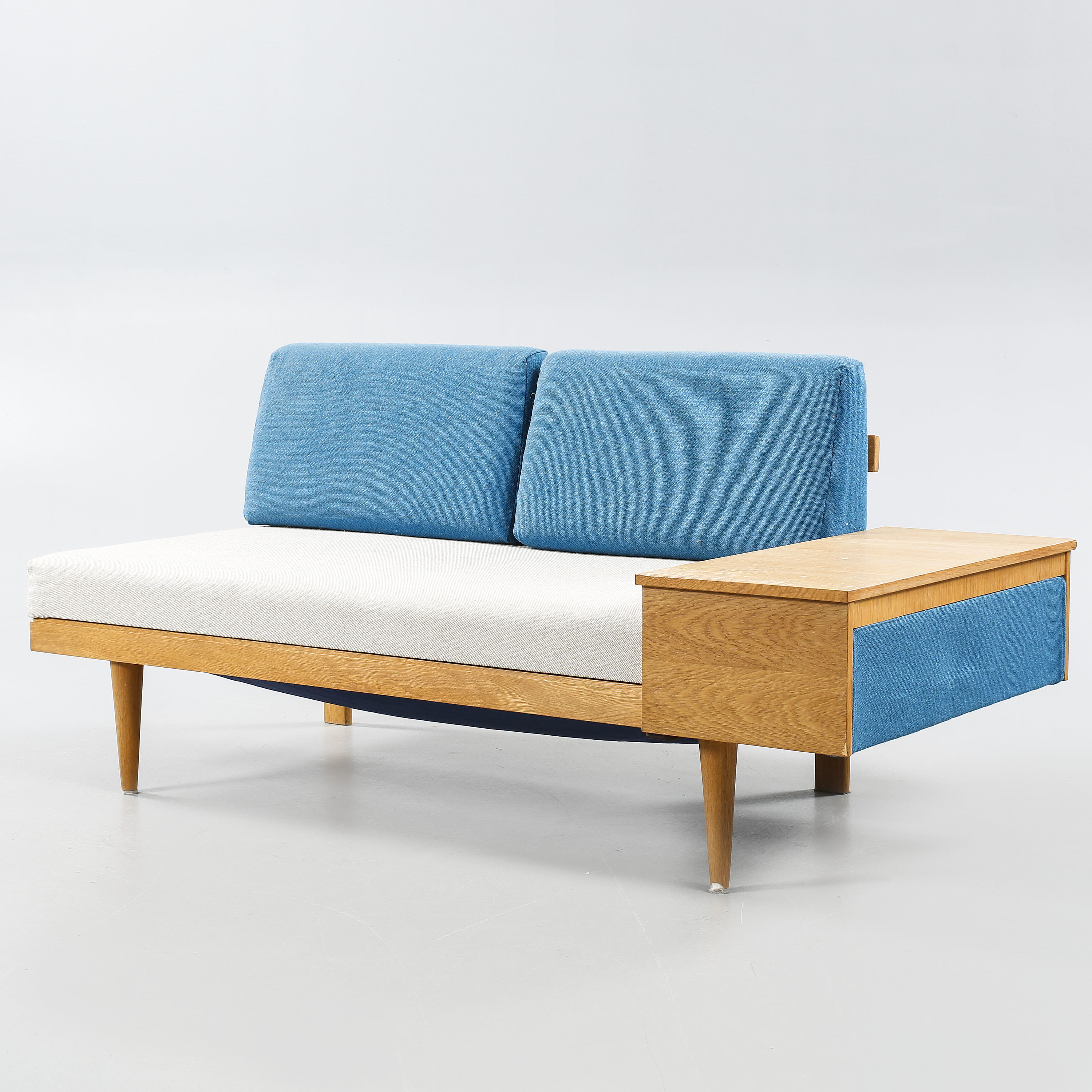 Ryddig A Svanette daybed / sofa from the Svane series, Haldor Vik and KN-48