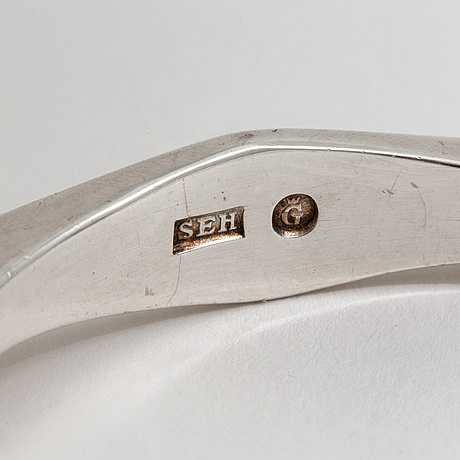 A bracelet by sven erik högberg, göteborg, 1991