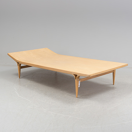 """A """"t 303 berlin 60"""" daybed by bruno mathsson, 1965."""