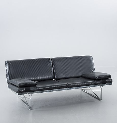 A moment sofa designed by niels gammelgaard for ikea bukowskis Ikea moment sofa