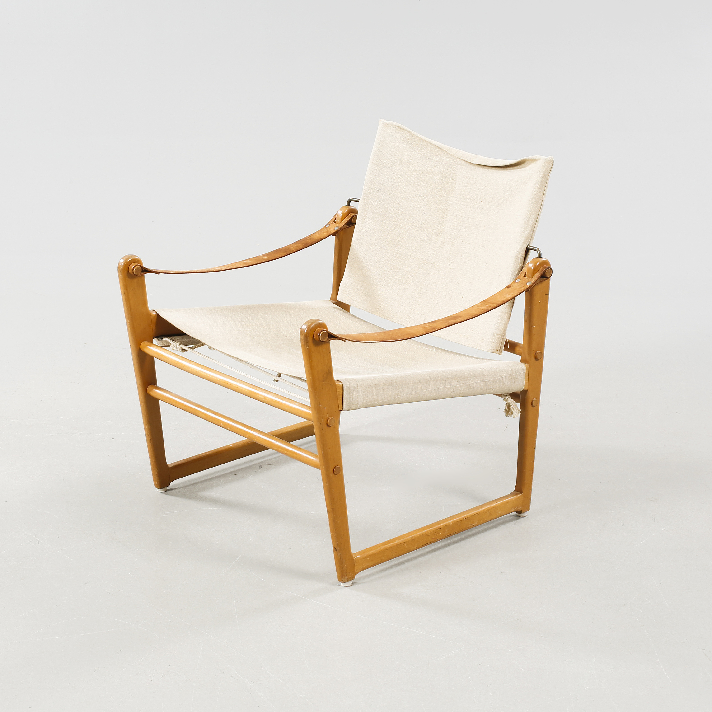 "auktionstipset - bengt ruda karmstol, ""cikada"", möbel-ikea, 1964."