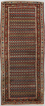 GALLERIMATTA, Kaukasisk, semiantik, 250x105 cm.