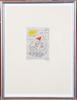 Vennekamp, johannes. litografier, 2 st. sign o numr.