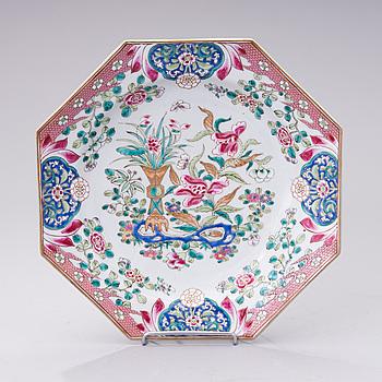 FAT, porslin, Kina 1900-talets senare hälft.
