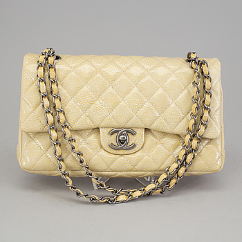 "VÄSKA, ""Double Flapbag"", Chanel, 2008-2009."