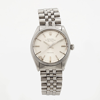 ROLEX, Oyster Perpetual, Air-King, Precision, armbandsur, 34 mm,