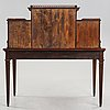 The masterpiece by niclas engelstedt master in stockholm 1800 1818, a late gustavian writing desk