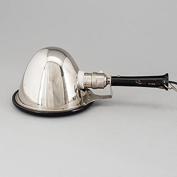 LAMPA, Aeskulaplampan, Malmö, 1900-talets mitt.