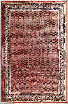 MATTA, Sarouk, old, 308 x 215 cm.
