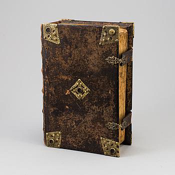 GUSTAV II ADOLFS BIBEL, THET ÄR, ALL THEN HELGHA SCRIFFT, PÅ SWENSKO, Stockholm 1618.