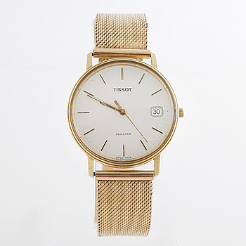 TISSOT, Seastar, armbandsur, 34 mm.
