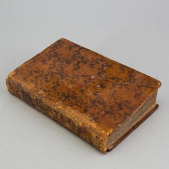"""BOK, """"Voyages Interessans dans differentes colonies francaises, espagnoles, anglaises et c"""", J. F Bastien, Paris 1788."""