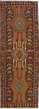 MATTA, Shahsavan, soumakteknik, 301 x 103 cm.