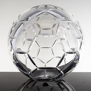 ARNE BRANZELL, Orrefors, skulptur av kristall. 1900-talets slut/ 2000-tal.