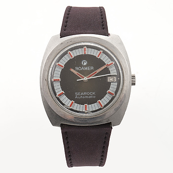 ROAMER, Searock, armbandsur, 37 mm,